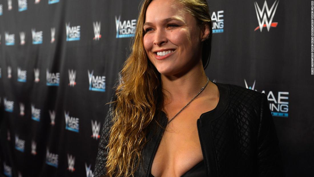 Ronda Rousey has announced she is joining the WWE.