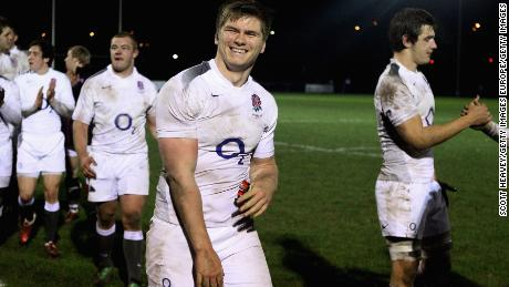 How to build a rugby player -- Inside England's Under-20s camp