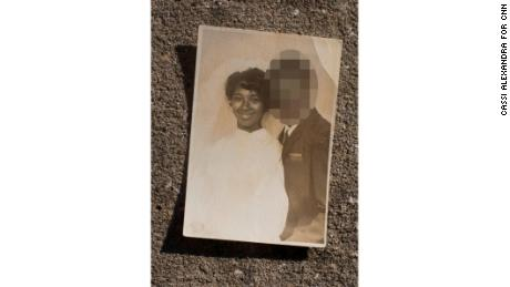 Johnson was forced to marry a man who raped her. She was so young she did not know how to act and mimicked the married couples she saw at her church.