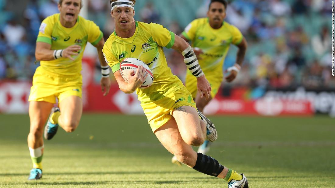 "There was more good news to come for home fans. The men <a href=""https://edition.cnn.com/2018/01/29/sport/sydney-australia-rugby-sevens-world-series/index.html"">eased past South Africa 29-0</a> in the final, with Ben O'Donnell (pictured) grabbing a brace."