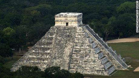 Hidden tunnel could lead to Mayan 'entrance to the underworld'