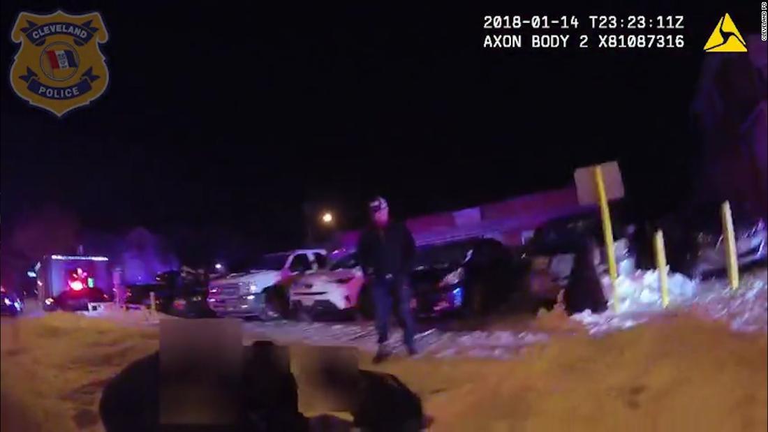 Ambulance refuses to transport Cleveland man shot 16 times