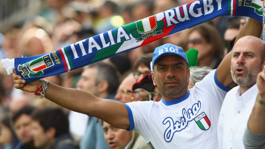 "Italy tends to struggle in the Six Nations, having not finished higher than fourth since its inclusion in 2000. The Azzurri will hope to avoid a dreaded ""wooden spoon"" (sixth-place finish) for the 13th time."