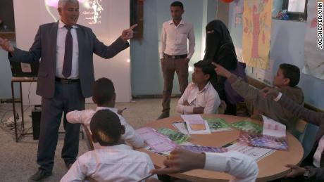 A Saudi rehabilitation center for former child soldiers treats nearly 400 boys around the country.