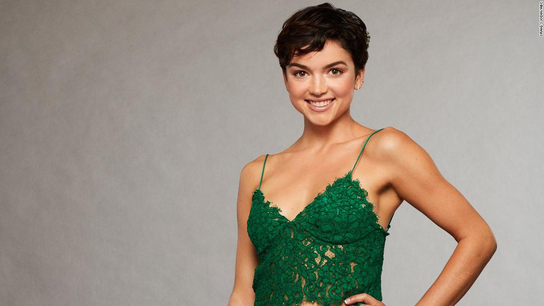 Listed as missing, California woman found on 'The Bachelor'