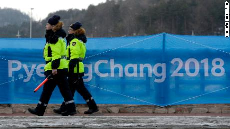 Military deployed as norovirus outbreak hits Winter Olympic security guards