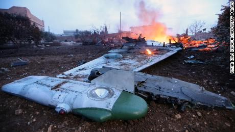 Russian military reveals identity of pilot shot down in Syria