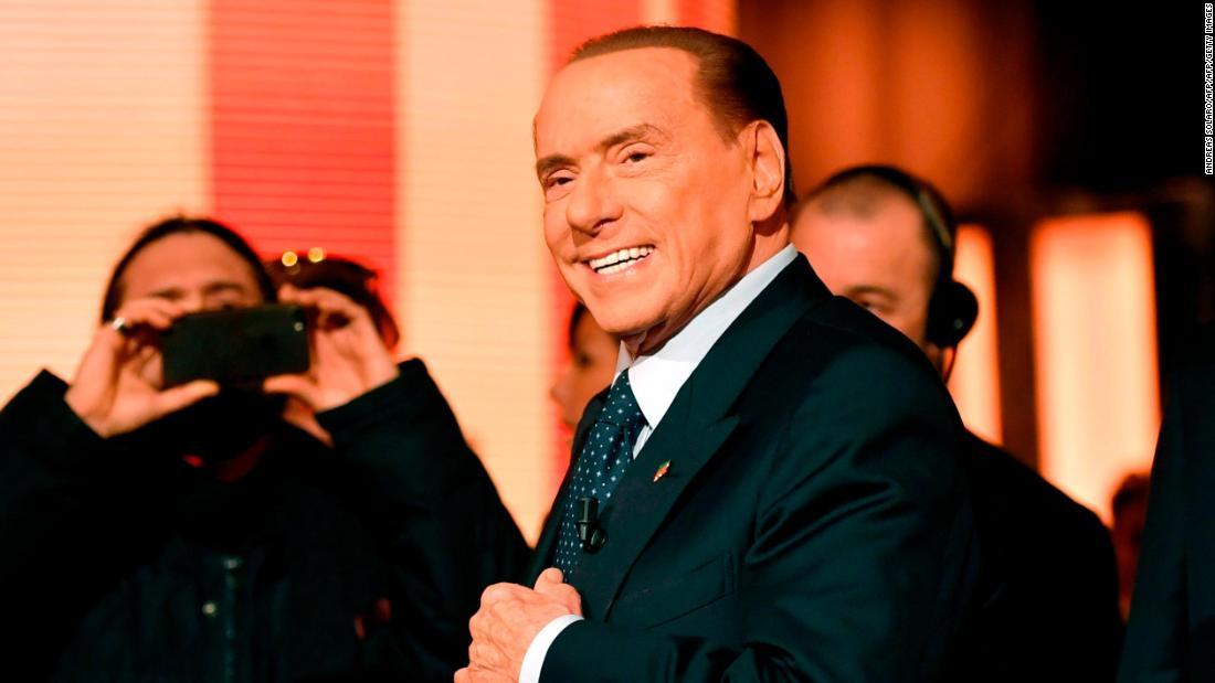 Silvio Berlusconi says migrants causing 'serious social alarm' in Italy