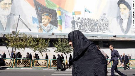 A Téhéran, le spectre de la guerre a rencontré plus de défi que de peur