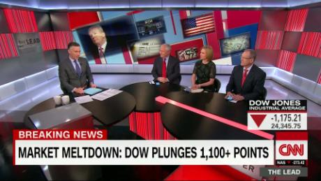 GOP panelist: Market plunge doesn't mean economy is bad