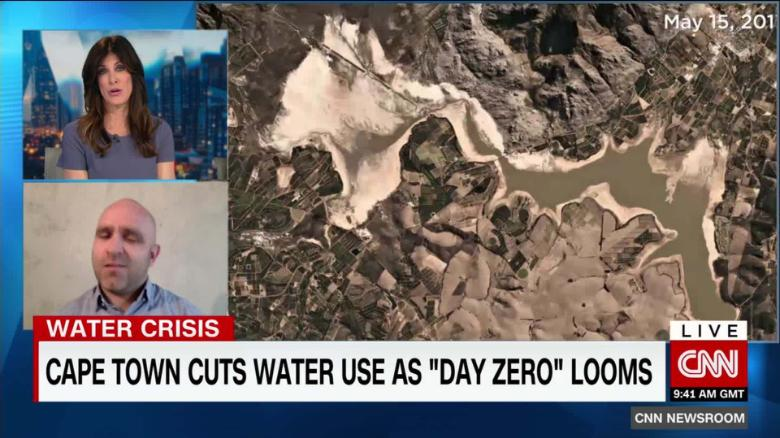 Cape Town's 'Day Zero' delayed as drought declared 'national disaster'