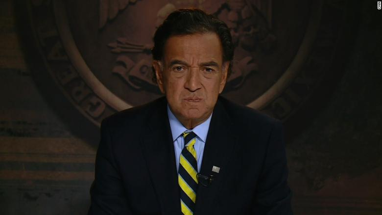 Bill Richardson Fast Facts