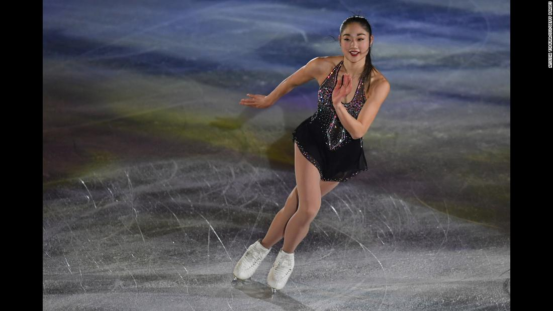 Asian Americans skate into Olympic spotlight in record ...