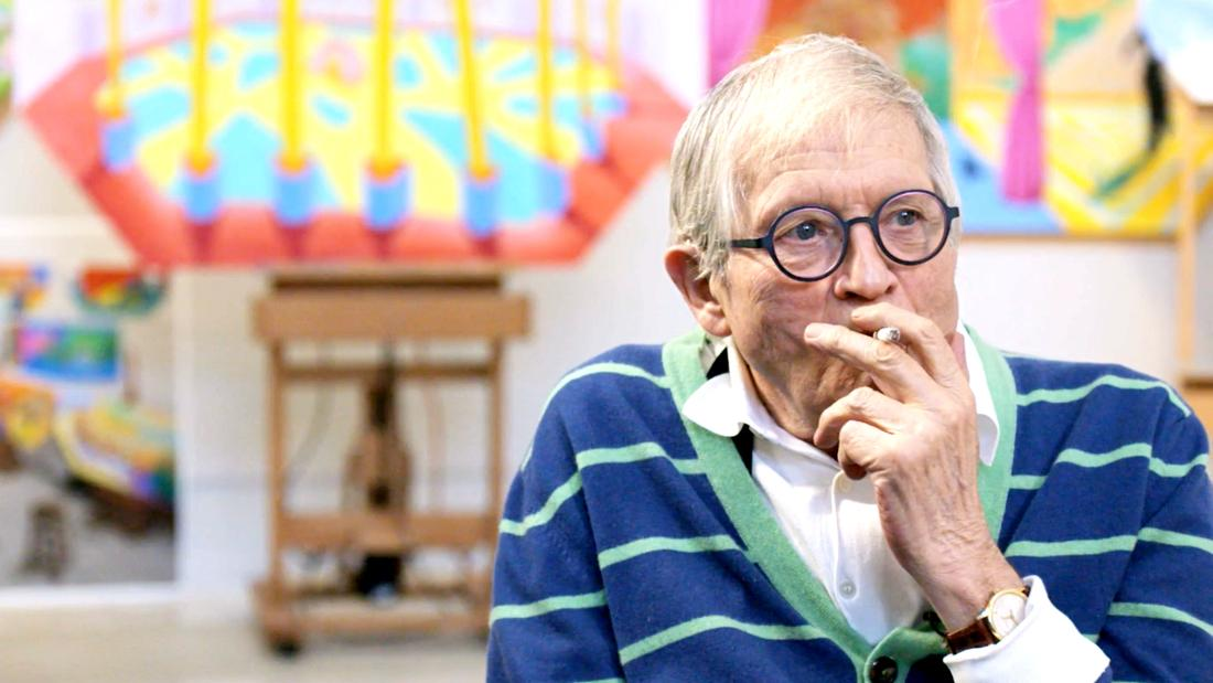 David Hockney at 80: An encounter with the world's most popular artist - CNN Style