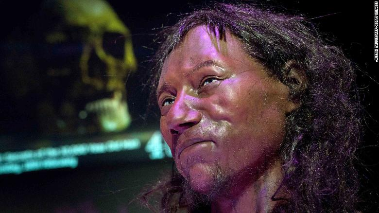 First Modern Britons Had 'Dark To Black' Skin, Scientists Find