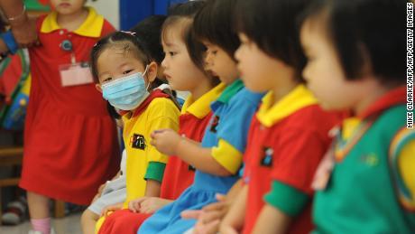 Hong Kong shuts schools in response to flu outbreak