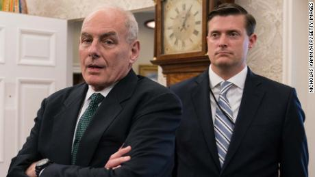 6 questions about Rob Porter the White House needs to answer