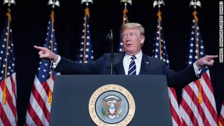 Trump signs bill after brief wait Friday morning
