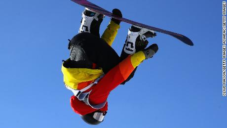 Sweden wins 1st gold medal in PyeongChang