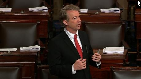 Rand Paul: I never wanted government shutdown