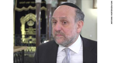 Rabbi Michael Schudrich is the chief rabbi of Poland.