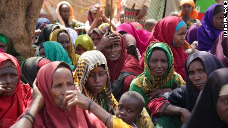 270,000 internally displaced people now live in Baidoa.