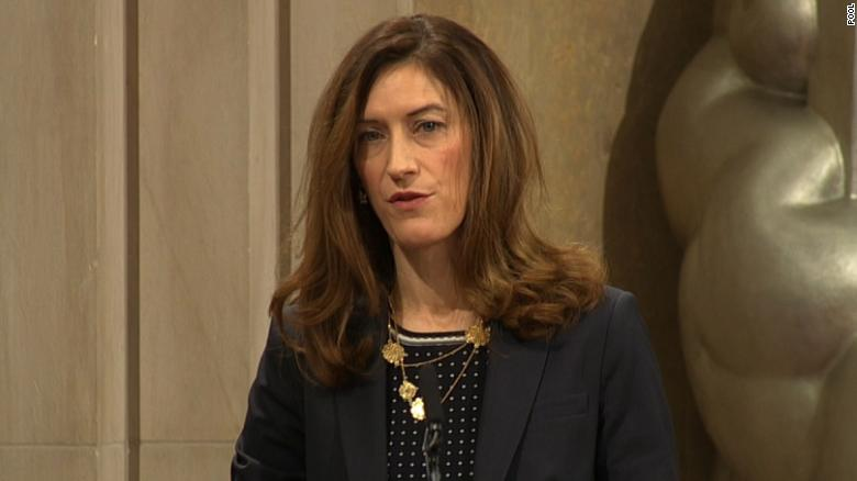 No. 3 Justice Department Official Rachel Brand Will Step Down