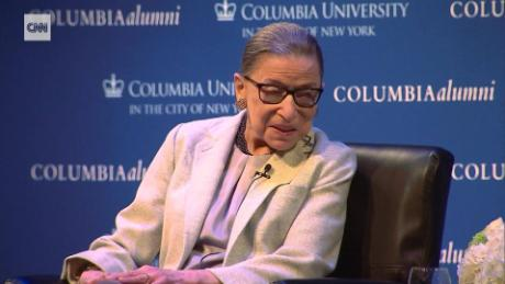 RBG: Mother 'armed me with strength to persist'