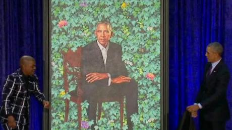 obamas official portraits unveiled amanpour _00000815