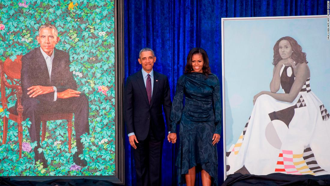 Why the Obamas' official portraits matter