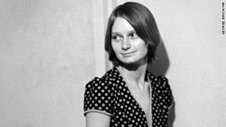 Mary Brunner appears in court on June 22, 1970.
