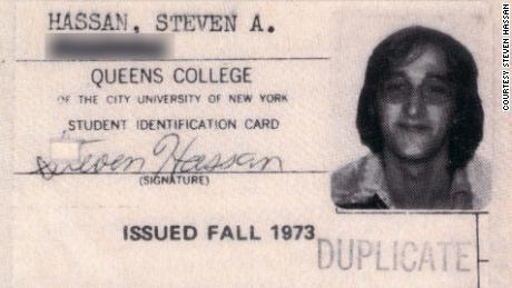 Steven Hassan was a 19-year-old student at Queens College in New York when he was recruited into a cult.