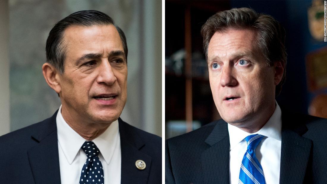 Congressman wants colleague's deposition in divorce case