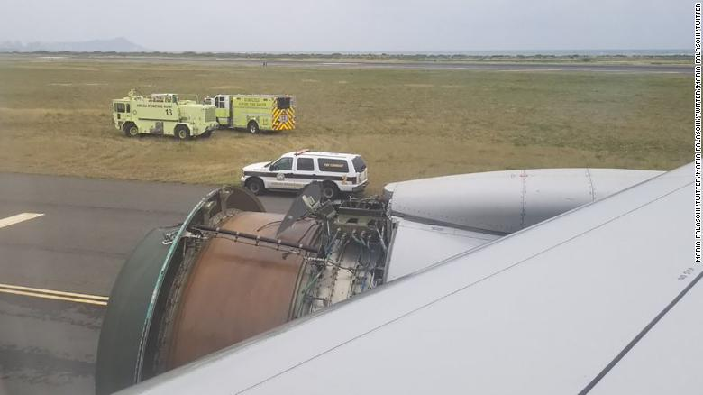 Plane mechanical failure forces scary landing