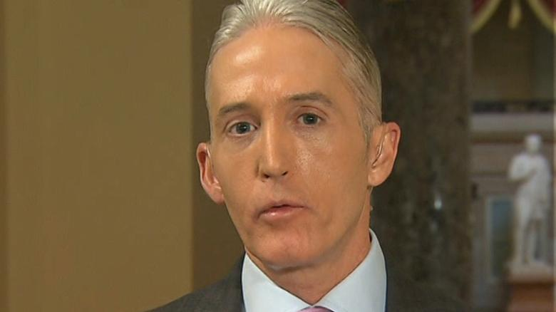 Gowdy: House investigating Porter scandal