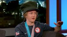 Red Gerard: Family can't stop celebrating win