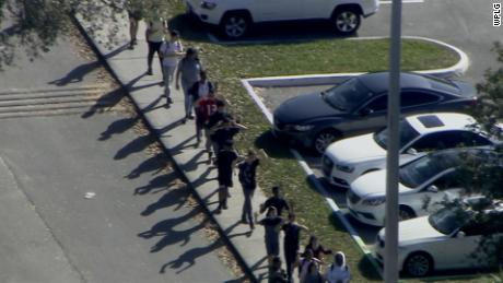 Florida high school shooting: Timeline