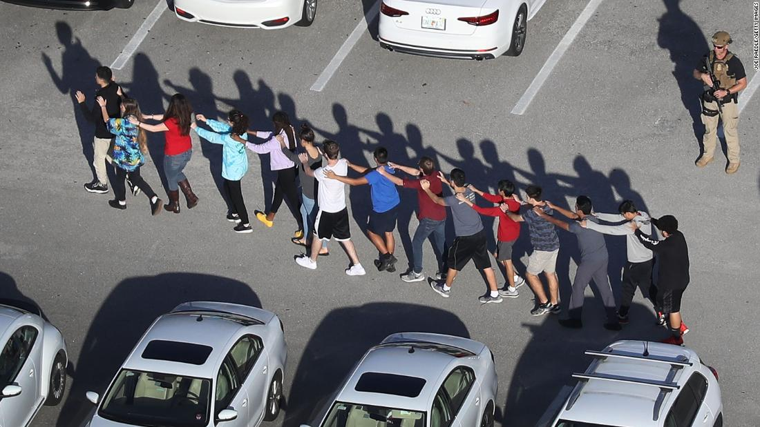Florida school shooting deputy: I thought shots were coming from outside