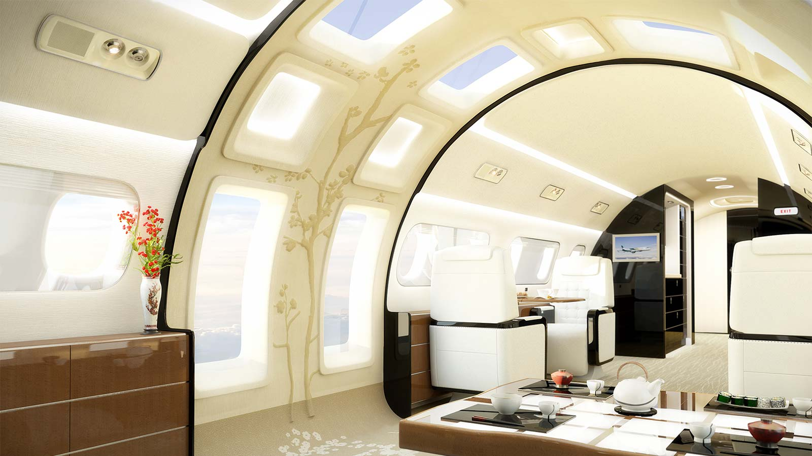 Future Passenger Planes What Will They Look Like In 2068