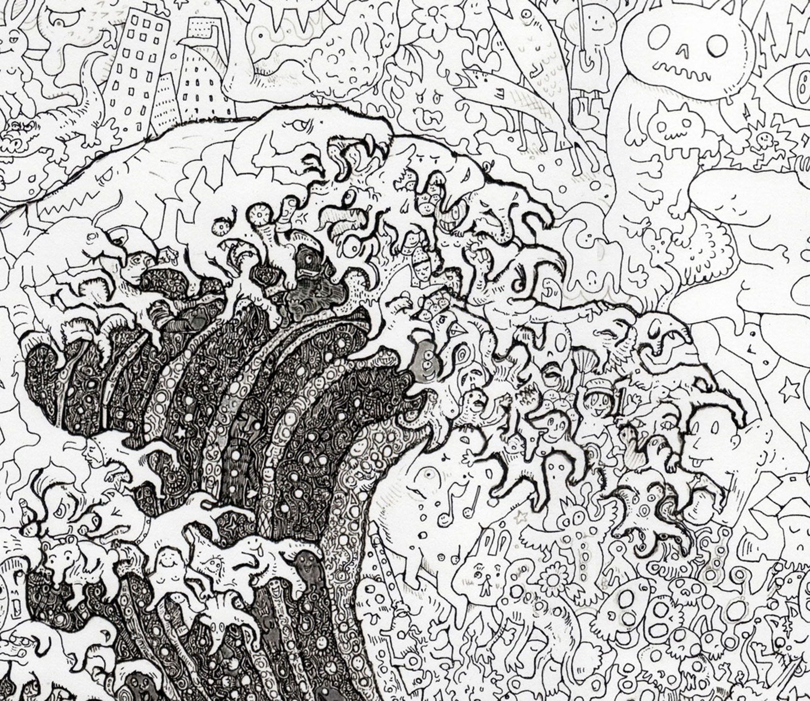 Japanese artist reimagines masterpieces with manga cnn style