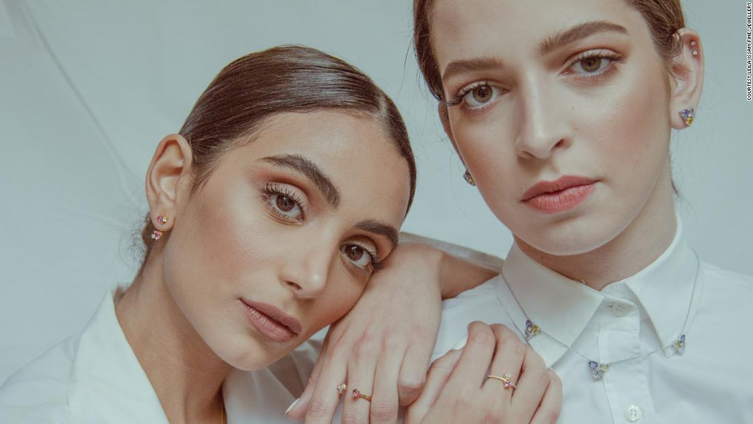 Jeweler Leila Abu Issa's designs are infused with 'fairy dust and magic'