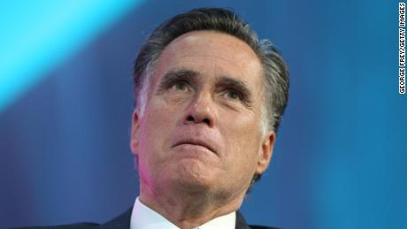 Romney fails to secure Utah GOP nomination at convention, will face primary