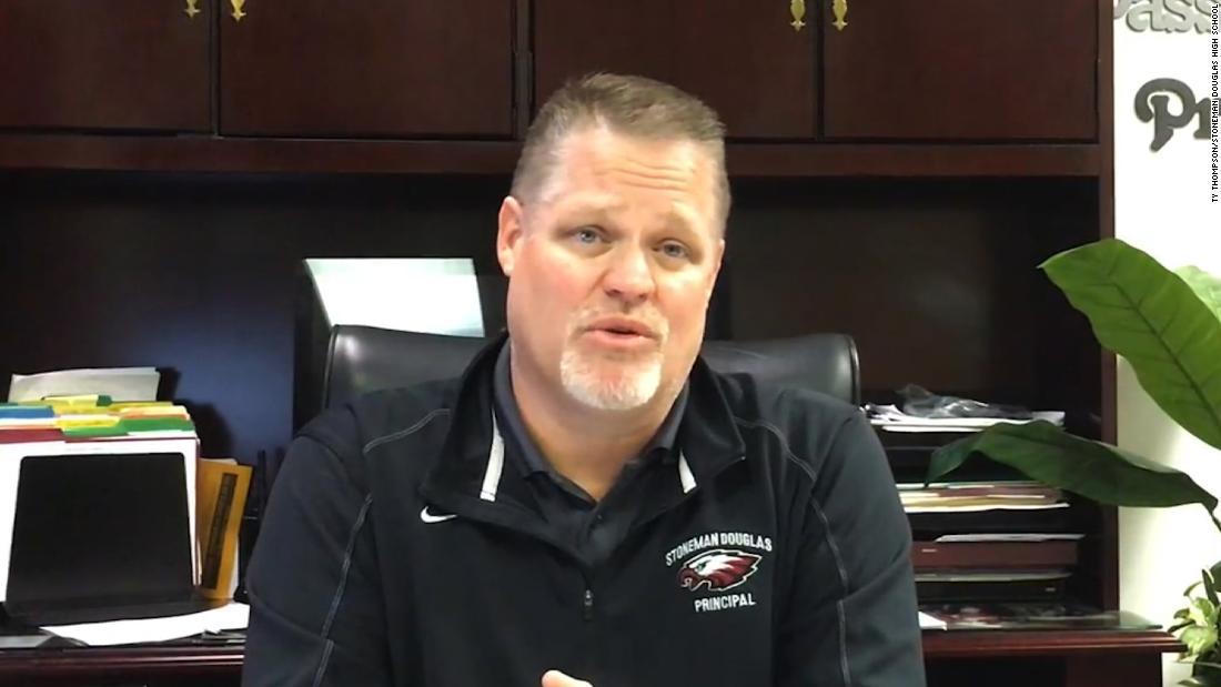 Parkland school principal is under investigation - CNN