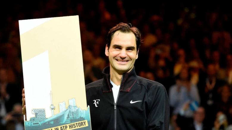 It's unbelievable to get my 97th title - Federer