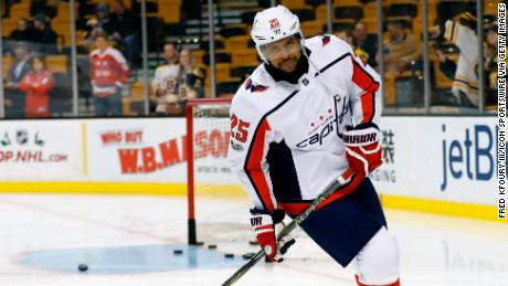 Fans removed from game for remarks aimed at black NHL player