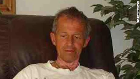 Barry Bennell, convicted paedophile and ex football coach, UK  - 2012