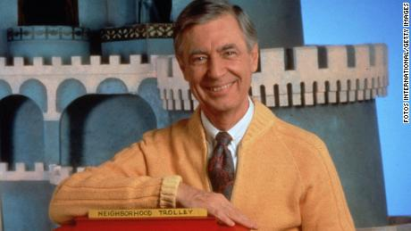 Fred Rogers show aired 50 years ago. He died in 2003 but still continues to be America's favorite neighbor.
