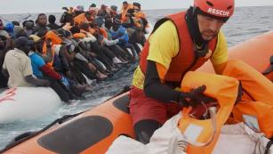 Migrants accuse Libyan coast guard