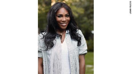 Serena Williams says 'almost died' after giving birth