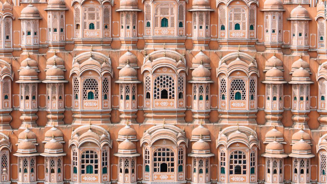Perfect pastels: Why India's 'Pink City' is a photographer's paradise